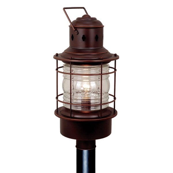 Bonaventure 1-Light Lantern Head by Beachcrest Home