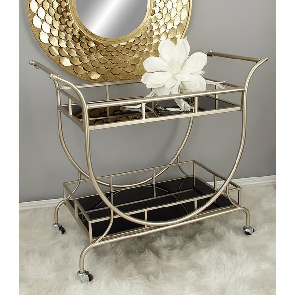 Bar Cart by Cole & Grey