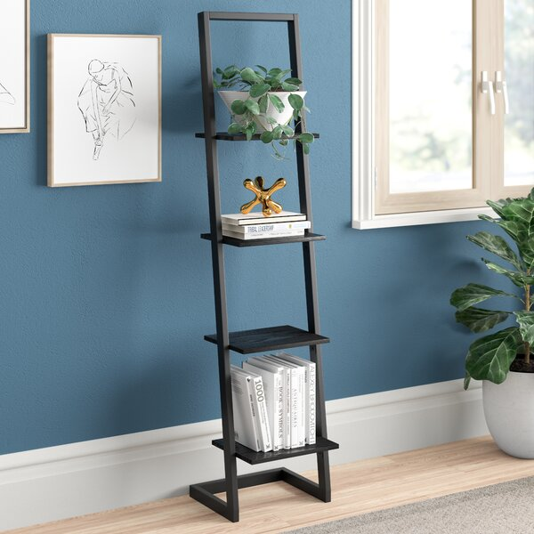 Edwin Leaning Ladder Bookcase By Zipcode Design