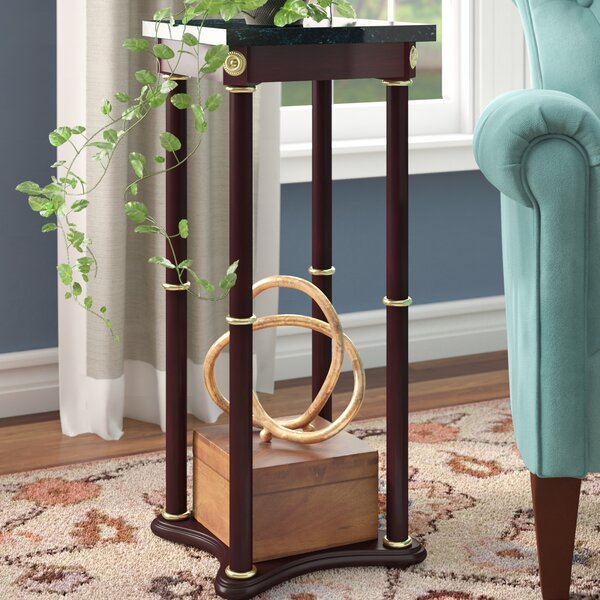 Shoshoni Lake Forest Plant Stand By Charlton Home