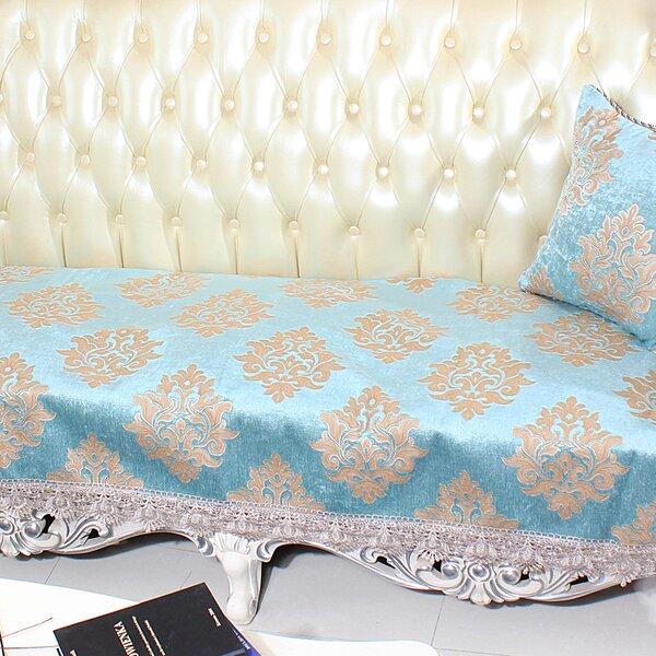 European Sofa Slipcover By Astoria Grand