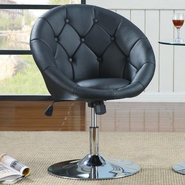 Ivey Papasan Chair by Orren Ellis