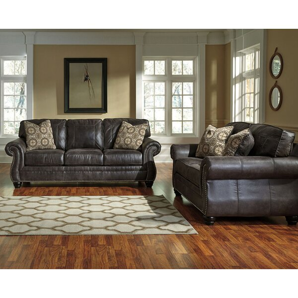 Carrera 2 Piece Living Room Set by Darby Home Co