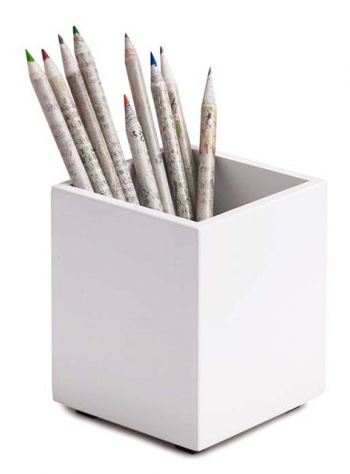 Simple Structure Pencil Cup by Design Ideas