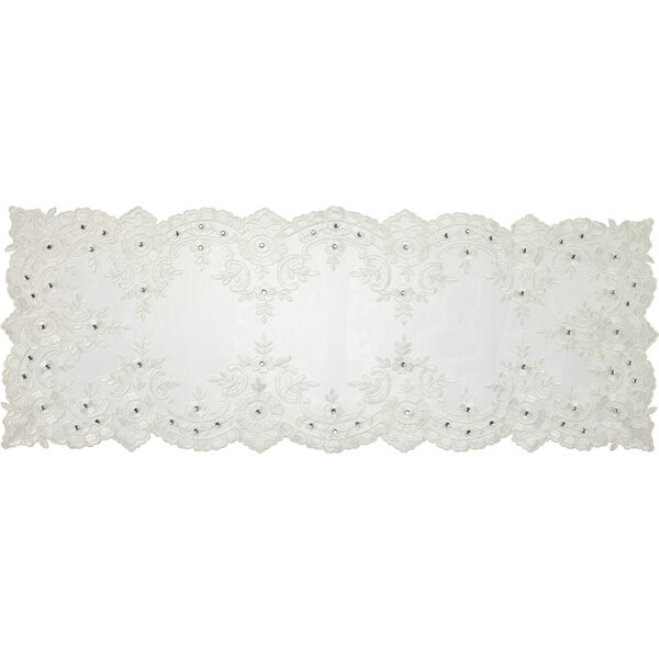 Lace Elegance Table Runner by Precious Moments
