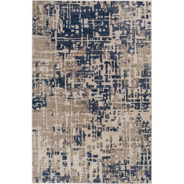 Greear Alair Blue/Gray Area Rug by Williston Forge
