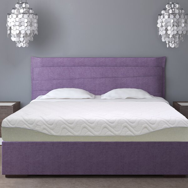 9 Medium Gel Memory Foam Mattress by Alwyn Home