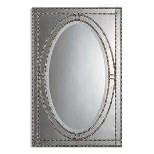 Charlton Home Bianco Earnestine Mirror