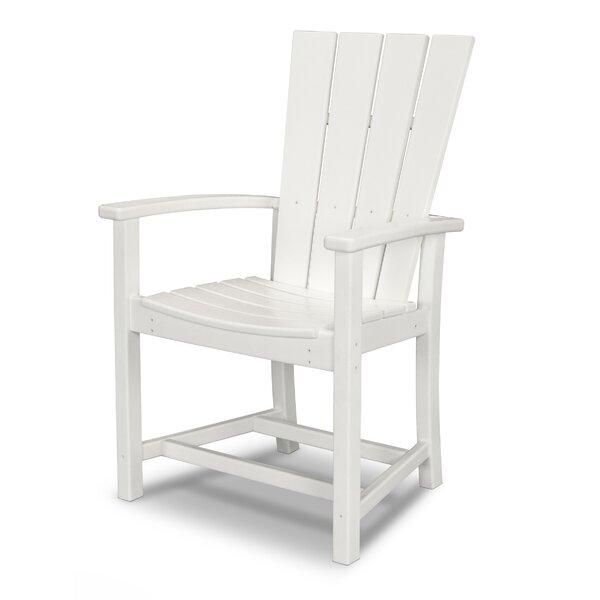 Quattro Plastic Adirondack Chair by POLYWOOD®