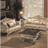 Victory 2 Piece Coffee Table Set by Wildon Home®