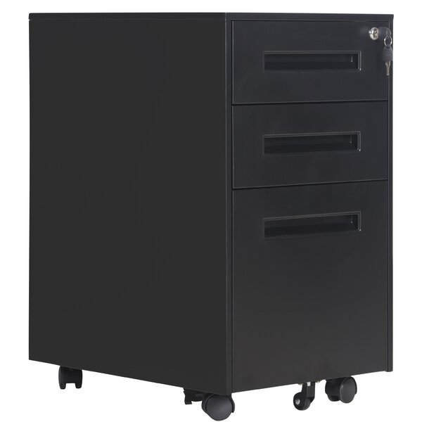 Bradgate 3 Drawer Lateral Filing Cabinet