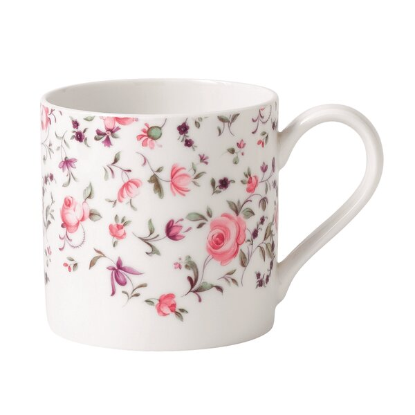Rose Confetti Casual Modern Mug by Royal Albert