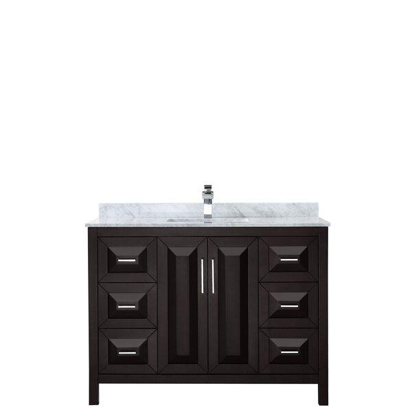 Daria 48 Single Bathroom Vanity Set by Wyndham Collection