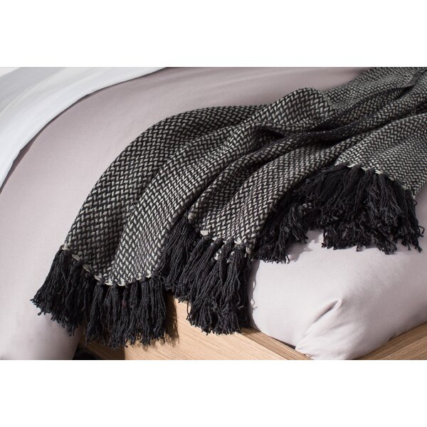 Dellaney  Throw Blanket by Wildon Home ®