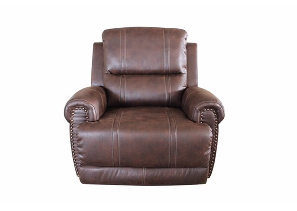Rusnak Manual Rocker Recliner by Charlton Home