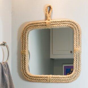 Breakwater Bay Widcombe with Loop Hanger Accent Mirror