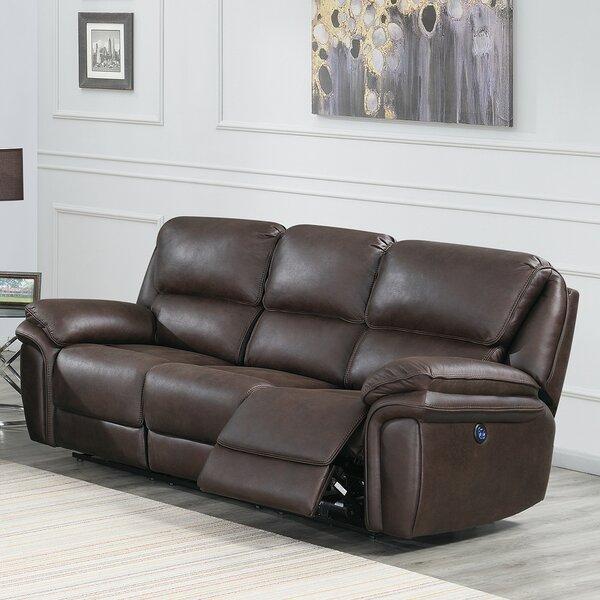 Caya Reclining Sofa By Red Barrel Studio