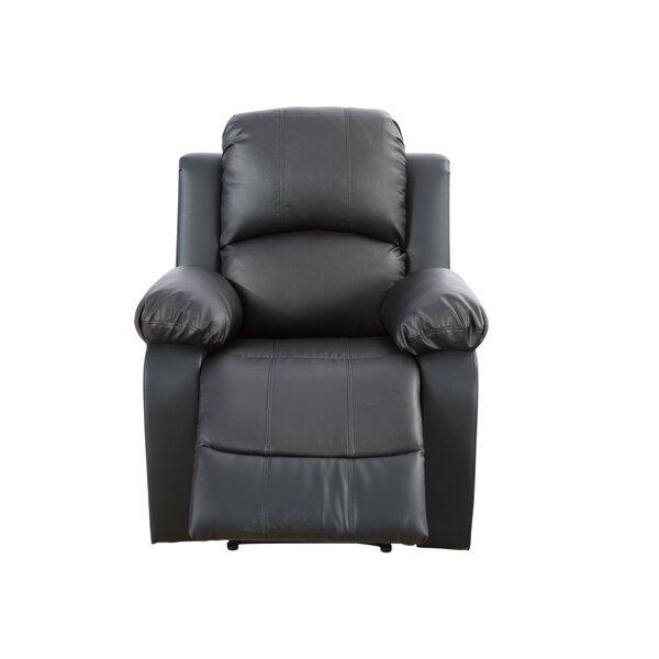 Dohosan Lorrie Living Room 46 Manual Rocker Recliner W000264958