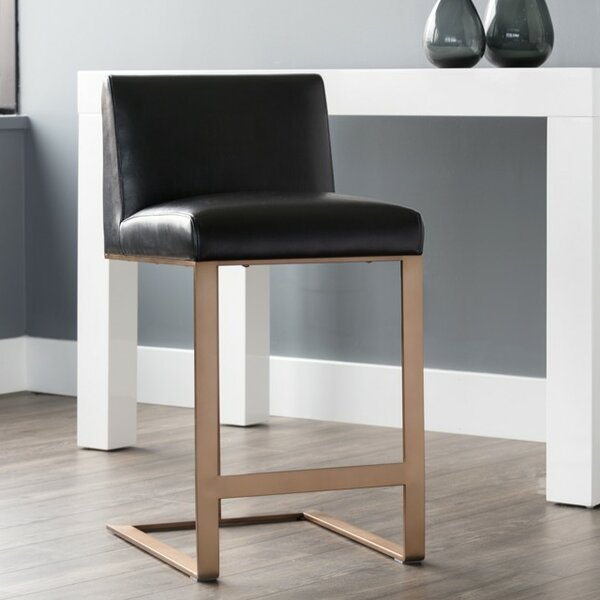 Club Dean 30 Bar Stool by Sunpan Modern
