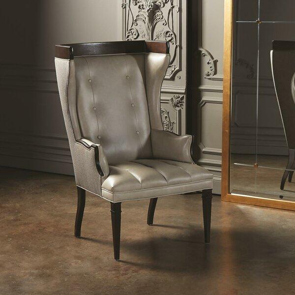 Wrenn Wingback Chair by Global Views Global Views