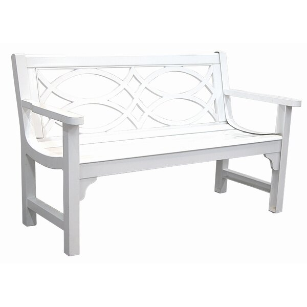 Brentwood Cast Aluminum Park Bench by Innova Hearth and Home