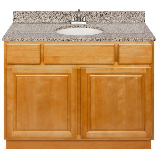 Kettering 42 Single Bathroom Vanity Set by Charlton Home