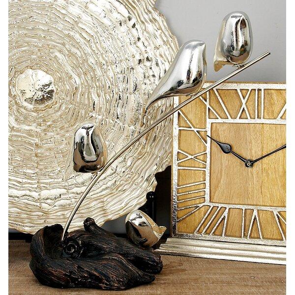Birds on Branch Figurine by Cole & Grey
