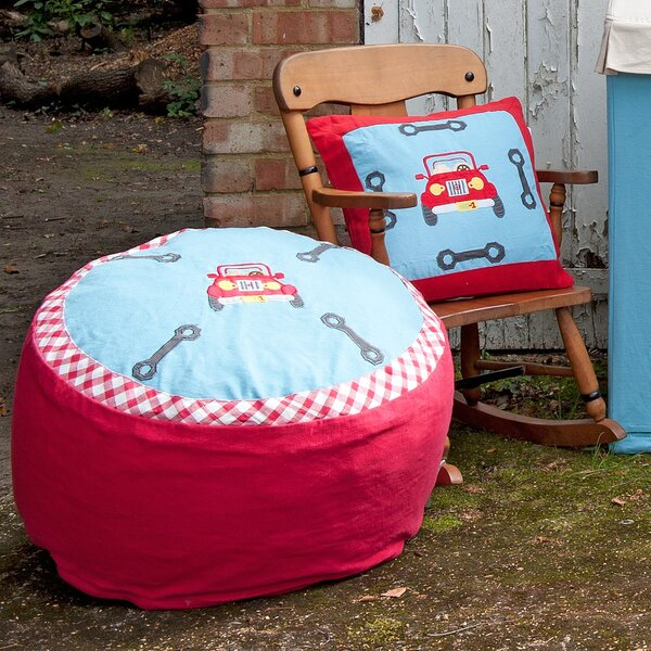 Garage Bean Bag Chair by Win Green