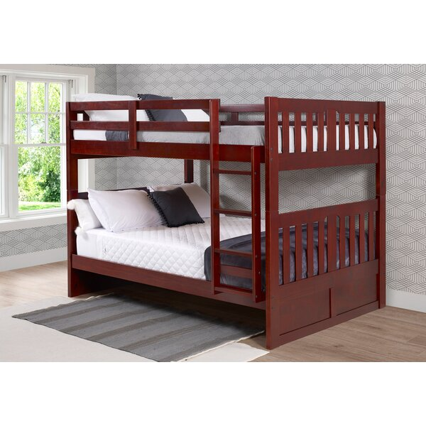 Dubbo Full Over Full Bunk Bed by Harriet Bee