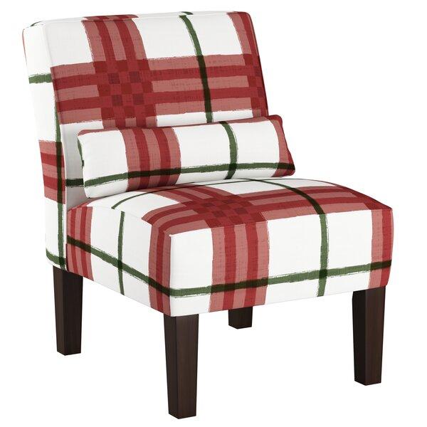 Passaic Slipper Chair by August Grove