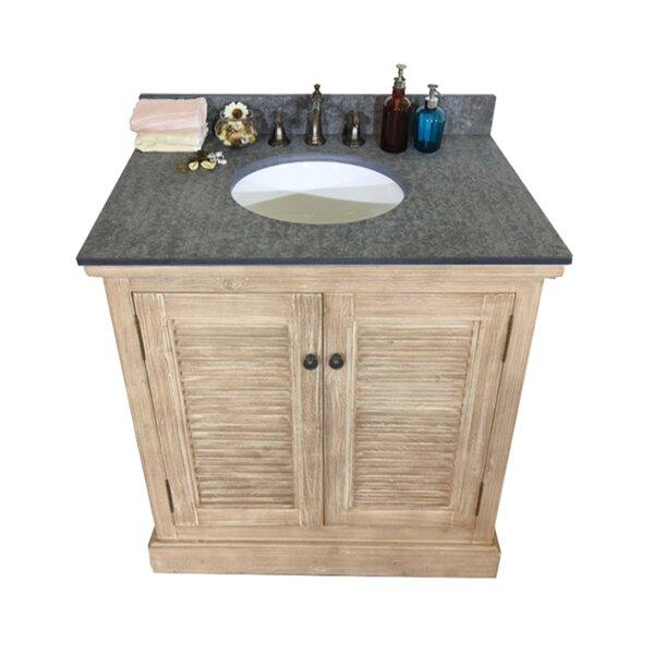 Wightman 31'' Single Bathroom Vanity Set by Breakwater Bay