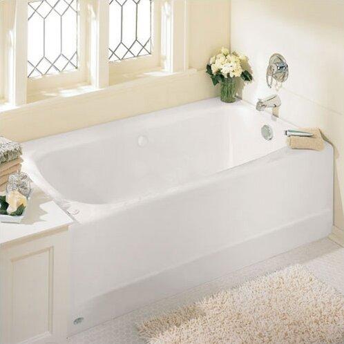 Cambridge 60 X 32 Alcove Soaking Bathtub