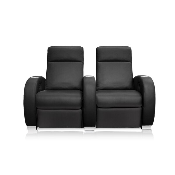 Olympia Home Theater Row Seating (Row Of 2) By Bass