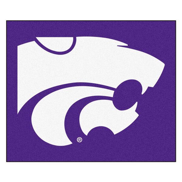 Collegiate Kansas State University Doormat by FANMATS