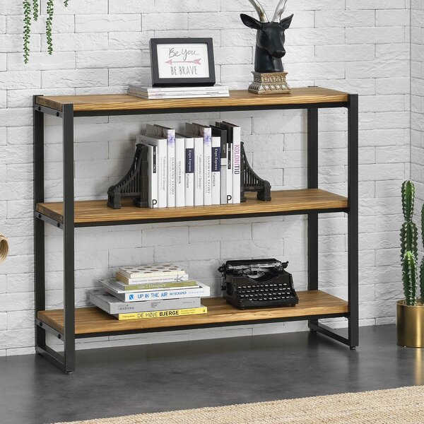 Norrell Etagere Bookcase By Williston Forge
