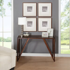 Josiah Console Table by Hazelwood Home