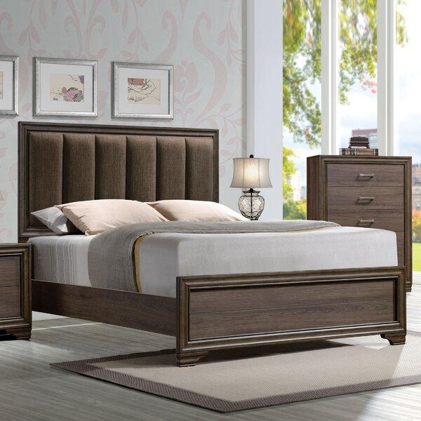 Dungonnell Upholstered Standard Bed By Brayden Studio by Brayden Studio #1
