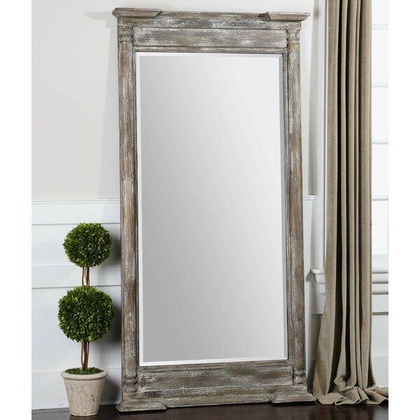 Wooden Wall Mirror by One Allium Way