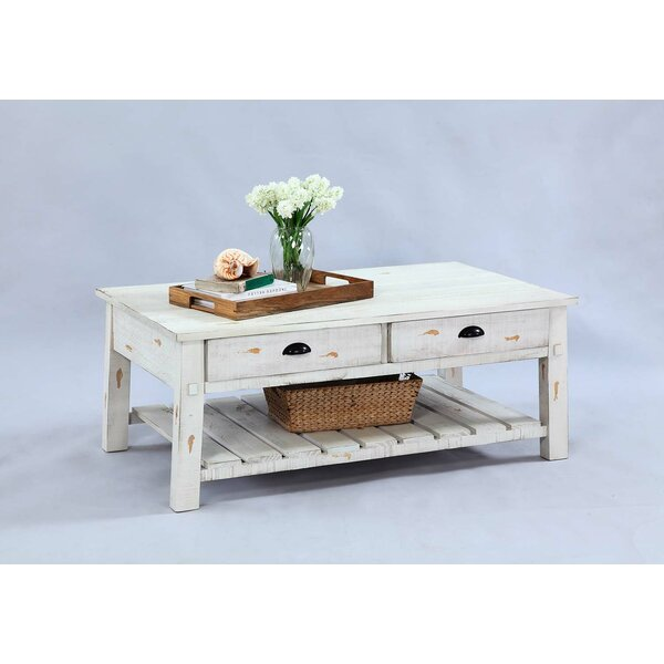 Pinard Coffee Table by August Grove
