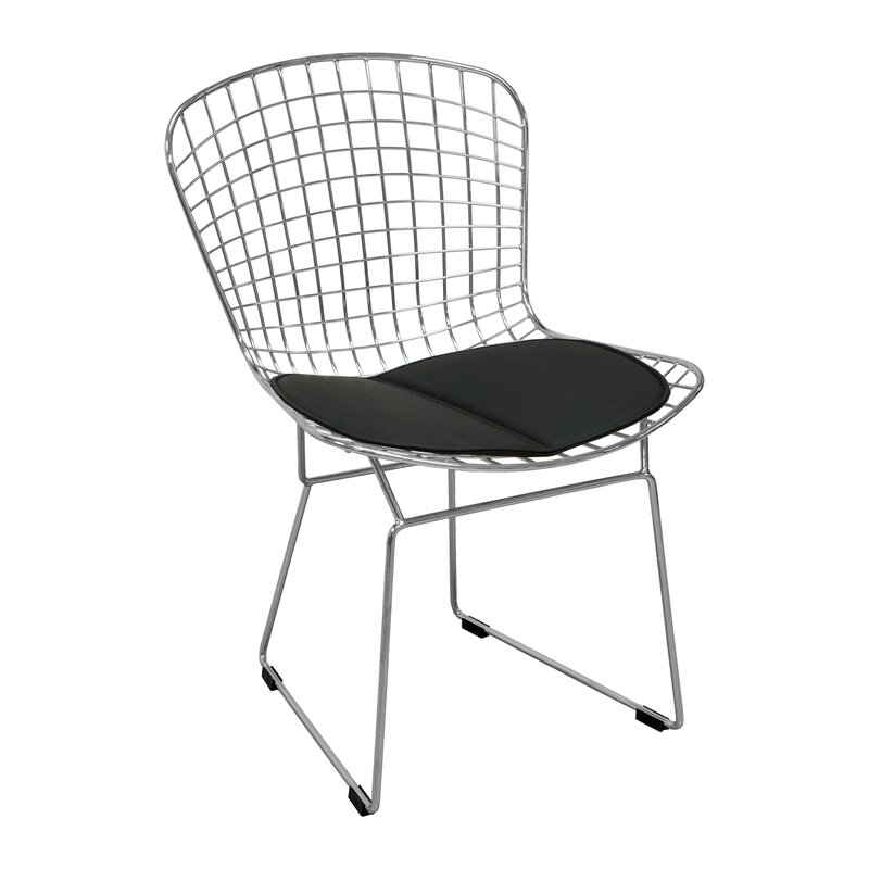 Burkey Wire Dining Chair