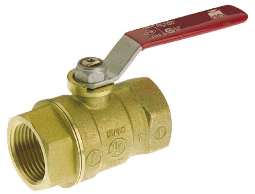 0.75 Gas Ball Lever Valve by B&K Industries