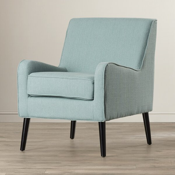 Cairey Blanco Armchair by Langley Street