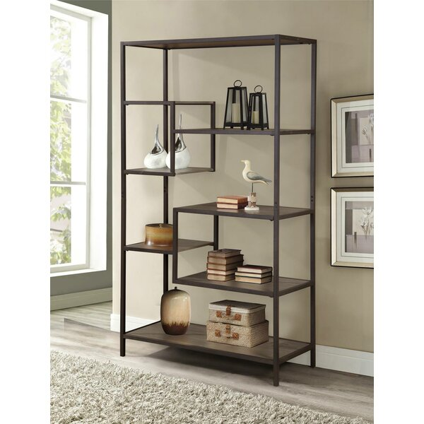 Jameson Etagere Bookcase by Wrought Studio
