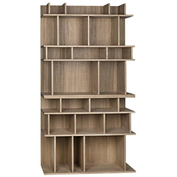Rashi Geometric Bookcase by Noir