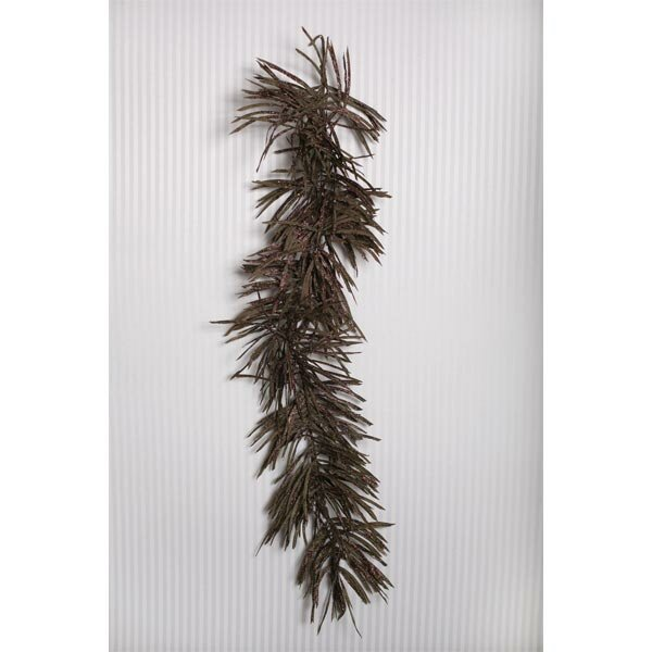 Twister Grass Glitter Garland by Adams & Co