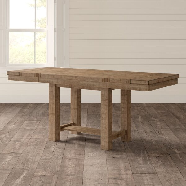 Hillary Extendable Dining Table by Laurel Foundry Modern Farmhouse