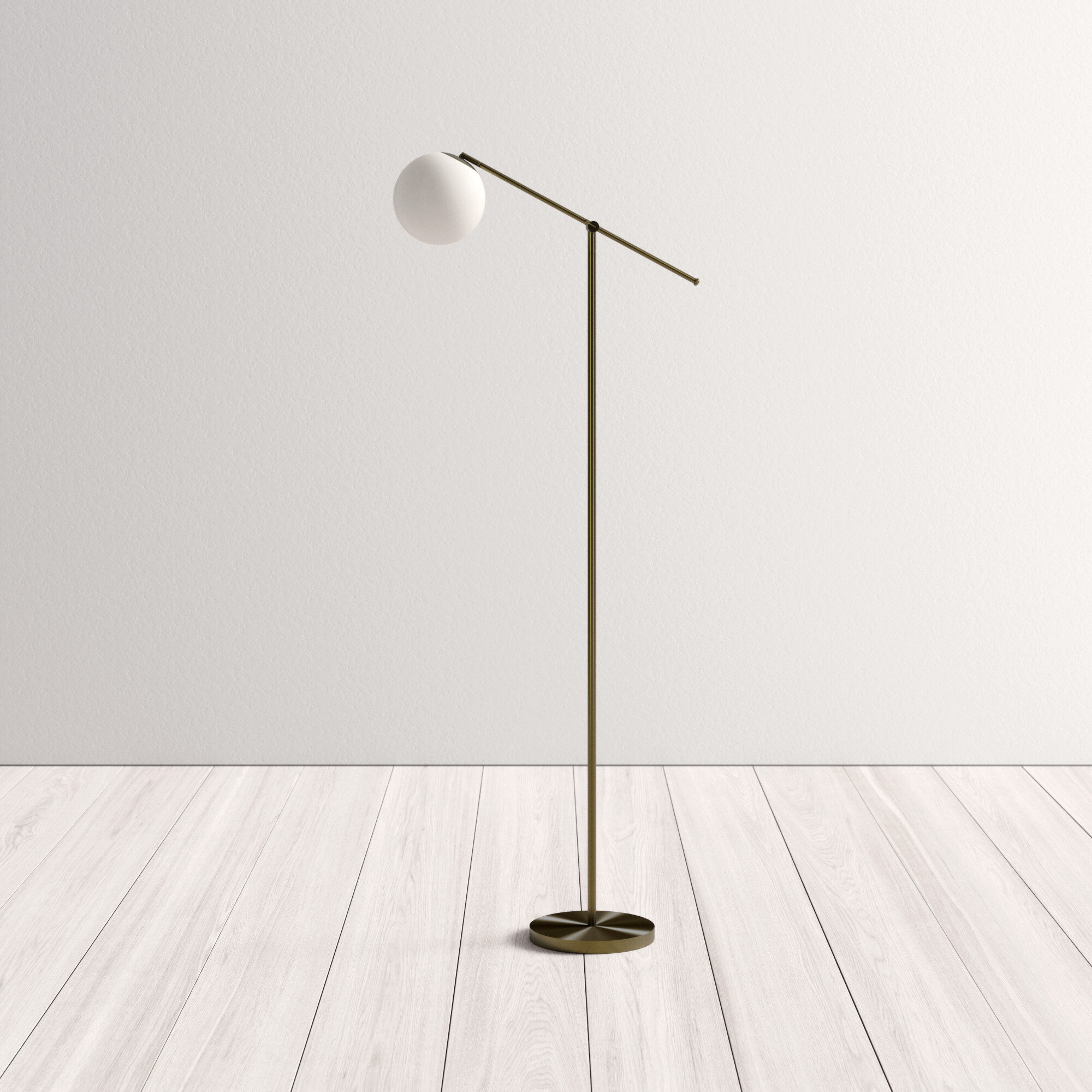 Icarus 65 Task Reading Floor Lamp