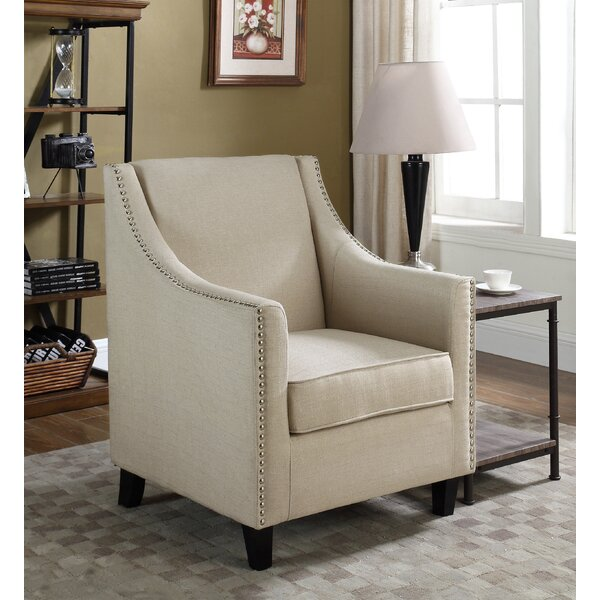 Sherwin Wingback Chair By Charlton Home