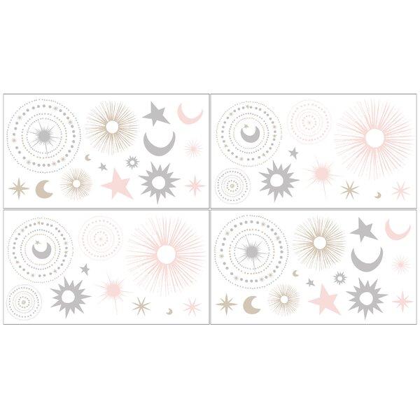 Celestial Wall Decal (Set of 4) by Sweet Jojo Designs