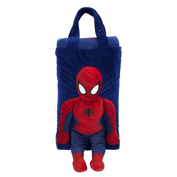 Spider-Man Pillow by Marvel